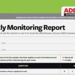 Top Five Fantastic Experience | The Invoice And Form Template Within Daily Report Card Template For Adhd