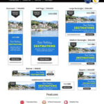 Tour & #travel | Holiday #travelbanner Ad Templates Animated Pertaining To Animated Banner Templates
