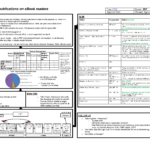 Toyota A3 Plan Sample #6   Quality   Business Proposal Inside A3 Report Template