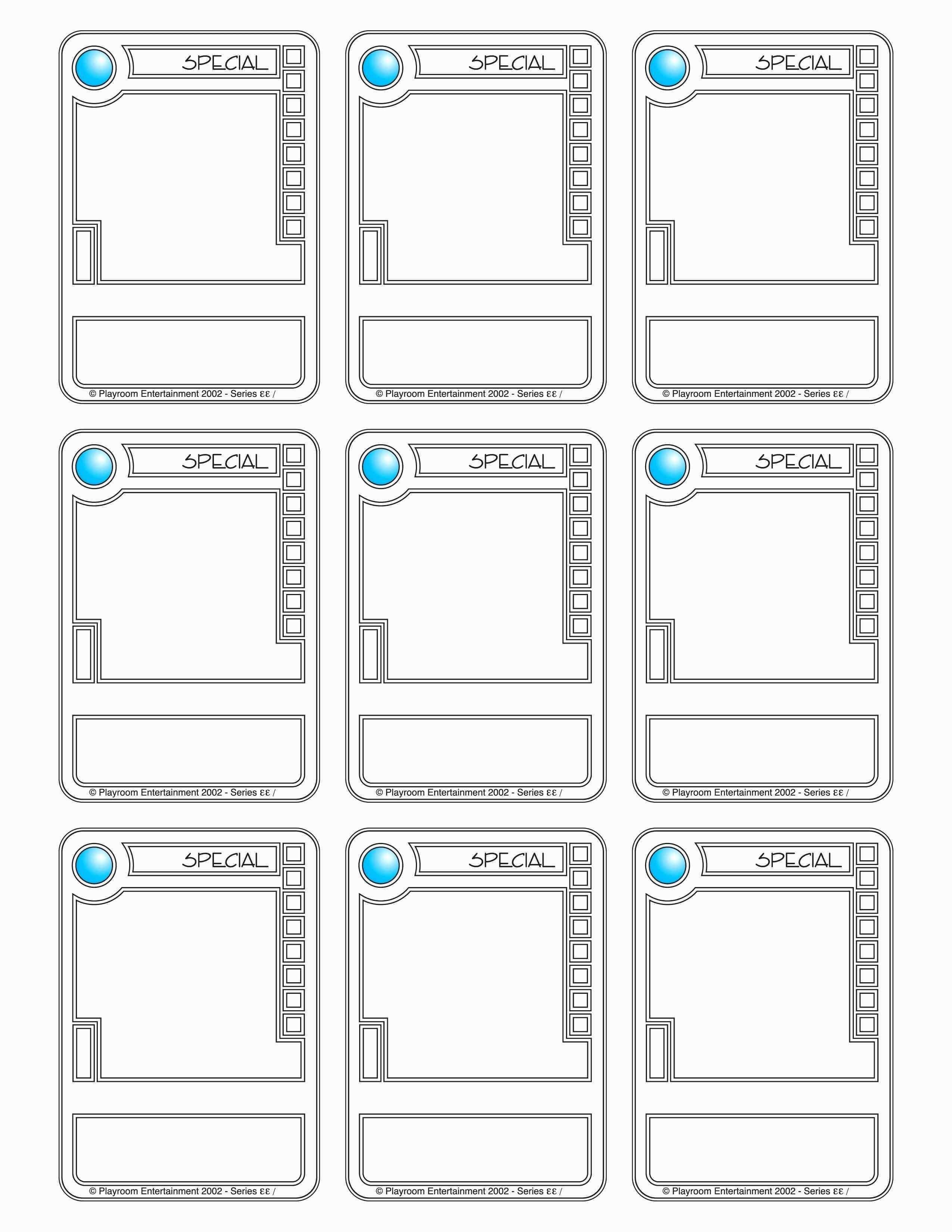 Trading Card Template (3) | Payroll Check Stubs Regarding Baseball Card Template Word