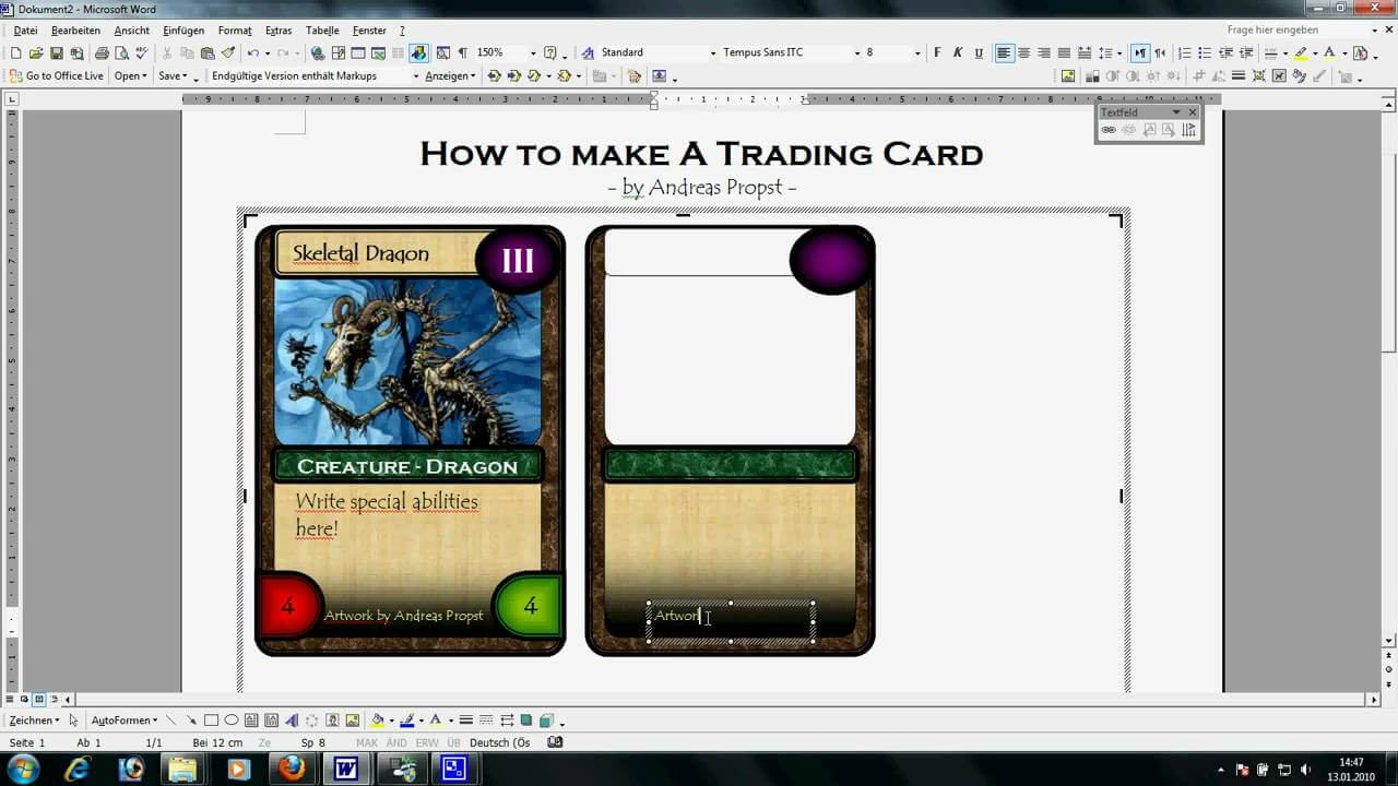 Trading Card Template Word | Template Business For Baseball Card Template Microsoft Word