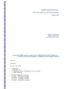 Training Evaluation Report | Templates At for Training Evaluation Report Template