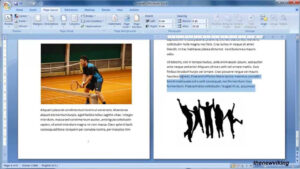 Transform Your Document Into A Booklet In Word 2007 within Booklet Template Microsoft Word 2007