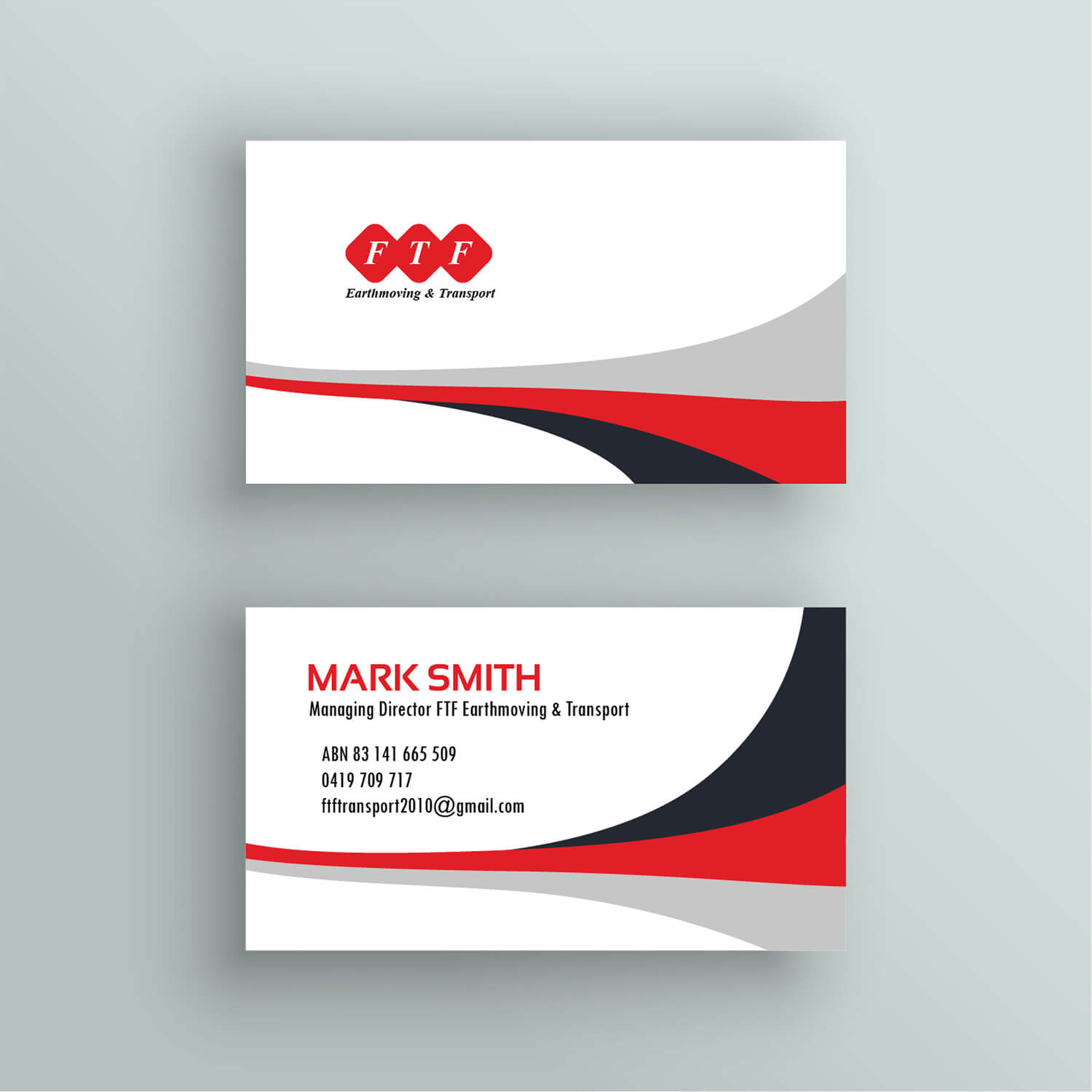 Transport Business Templates Free Visiting Card Design Regarding Transport Business Cards Templates Free