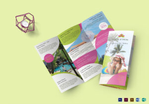 Travel And Tour Brochure Template pertaining to Word Travel Brochure Template