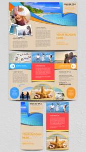 Travel Brochure Template Google Docs   Graphic Design with Google Docs Travel Brochure Template