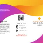 Travel Brochure Template Google Slides Inside Google Doc Brochure Template