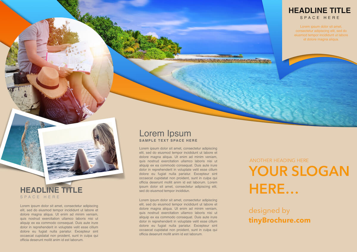 Travel Brochure Template Google Slides With Regard To Travel Brochure Template Google Docs