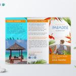 Word Travel Brochure Template