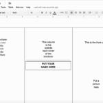 Tri Fold Brochure Template Google Docs 15 Reasons Why With Regard To Google Docs Tri Fold Brochure Template