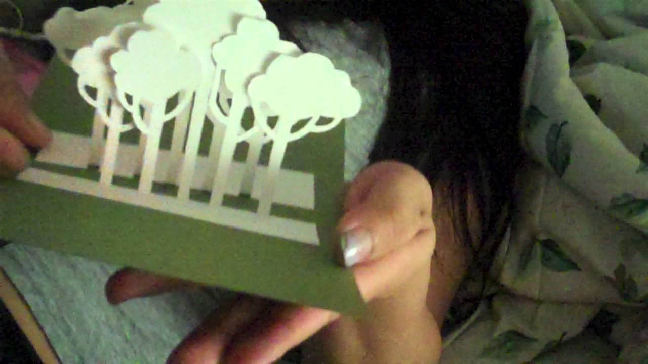 [Tutorial + Template] Tree Pop Up Card Throughout Pop Up Tree Card Template