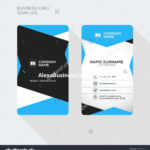 Two Sided Business Cards Template Word Professional Regarding 2 Sided Business Card Template Word