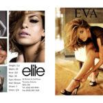 Tyra Banks Comp Cards   Nicole Camposeo's Portfolio !   Comp Pertaining To Comp Card Template Psd