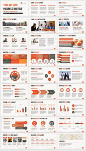 Ultimate Professional Business Powerpoint Template – 1650+ with Powerpoint 2013 Template Location