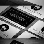 Unisex Hair Salon Business Card Template #look, #style Inside Hair Salon Business Card Template