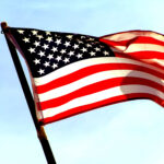 Usa Flag Backgrounds For Powerpoint – Flags Ppt Templates Intended For American Flag Powerpoint Template