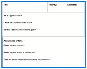 User Story Template Examples For Product Managers | Aha! pertaining to User Story Word Template