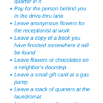 Using Canva To Make Diy Random Acts Of Kindness Cards Tips Regarding Random Acts Of Kindness Cards Templates