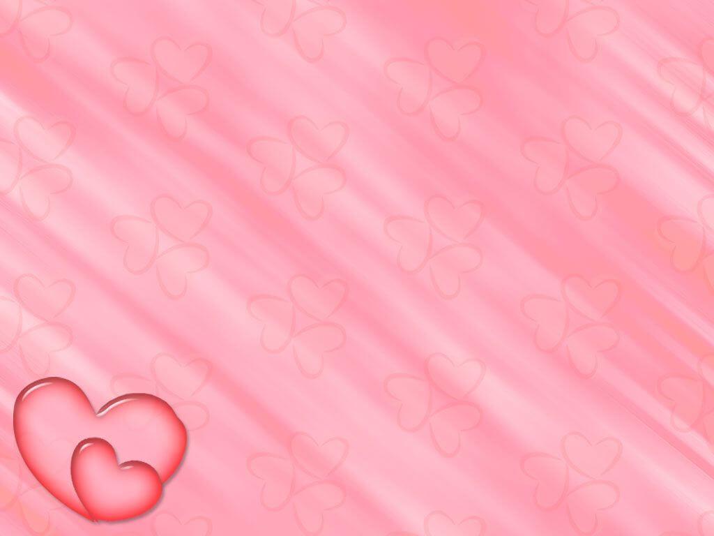Valentine 05 Powerpoint Template | Violet, Purple, And Pink With Regard To Valentine Powerpoint Templates Free