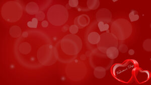 Valentines Day Heart Backgrounds For Powerpoint – Love Ppt with regard to Valentine Powerpoint Templates Free