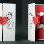 Valentine's Day Pop Up Templates – Do It Yourself Pop Up Throughout I Love You Pop Up Card Template