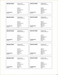 Visiting Cards Word Business Microsoft 2013 Template regarding Template For Cards In Word