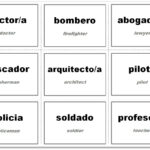 Vocabulary Flash Cards Using Ms Word Pertaining To Queue Cards Template