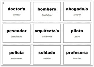 Vocabulary Flash Cards Using Ms Word pertaining to Template For Cards In Word