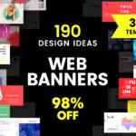 Website Banner Design Templates