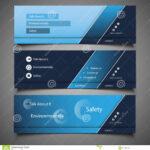 Web Design Elements – Header Designs Stock Vector In Free Website Banner Templates Download