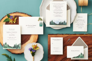 Wedding Invitation Suite Components | Paper Source within Paper Source Templates Place Cards