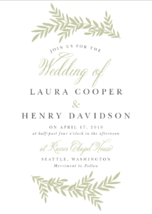 Wedding Invitation Wording Samples with regard to Church Wedding Invitation Card Template
