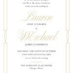 Wedding Invitation Wording Samples Within Sample Wedding Invitation Cards Templates