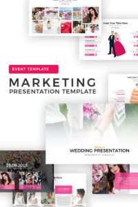 Wedding Powerpoint Template | New Website Templates | Event with regard to Fairy Tale Powerpoint Template