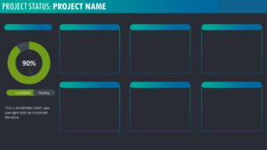Weekly Project Status Report Template – Analysistabs regarding Project Weekly Status Report Template Ppt