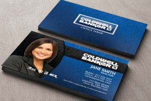 We've Got Coldwell Banker Realtors Covered With Our New for Coldwell Banker Business Card Template