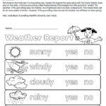 What's The Weather? Lesson Plan From Lakeshore Learning Regarding Kids Weather Report Template