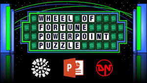 Wheel Of Fortune – Powerpoint Puzzle throughout Wheel Of Fortune Powerpoint Template