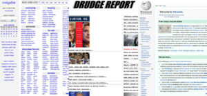 When It Pays To Have An Ugly Website | Inc inside Drudge Report Template