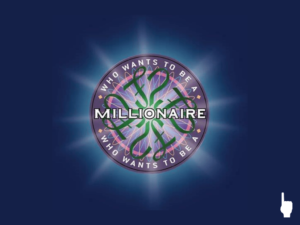 Who Wants To Be A Millionaire? Powerpoint Template Within Who Wants To Be A Millionaire Powerpoint Template