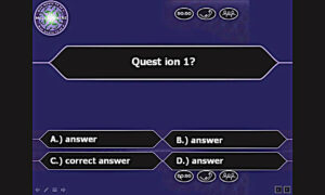 Who Wants To Be A Millionaire Powerpoint – Youtube Regarding For Who Wants To Be A Millionaire Powerpoint Template