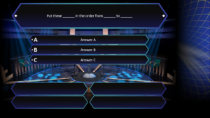 Who Wants To Be A Millionaire? | Rusnak Creative Free With Who Wants To Be A Millionaire Powerpoint Template