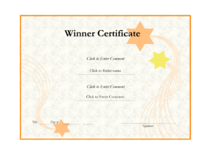 Winner-Certificate-Template-Helloalive-Winner-Certificate regarding Winner Certificate Template