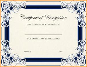 Winning Certificate Wording Winner Template Word Templates pertaining to Word 2013 Certificate Template