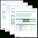 Wireless Detections Report – Sc Report Template   Tenable® In Nessus Report Templates