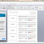 Word Catalog Template – Hizir.kaptanband.co With Regard To Catalogue Word Template