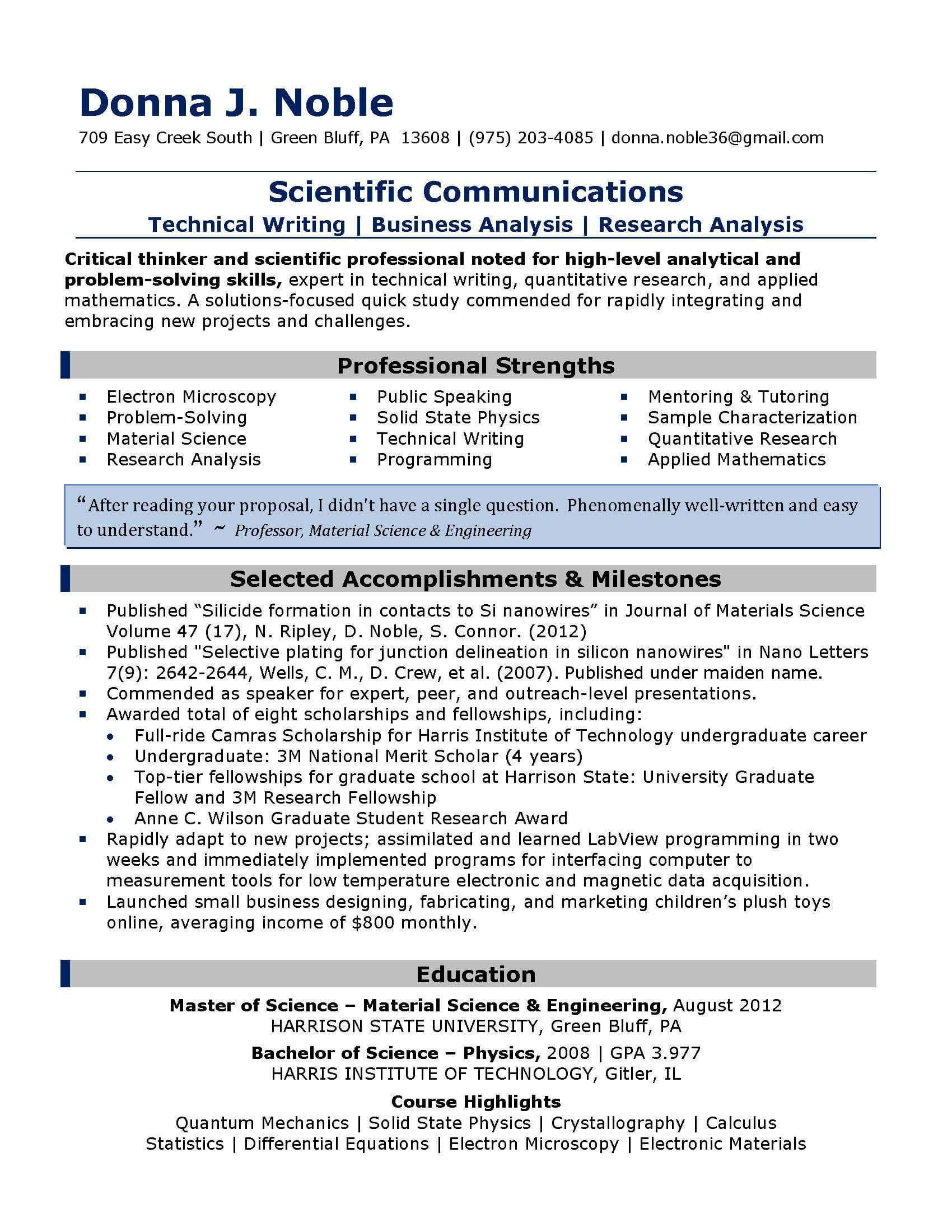 Word Professional Resume Template Best Best Resume Template For Nih Biosketch Template Word