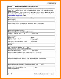 Workplace Investigation Report Template Australia Example Au in Hr Investigation Report Template