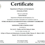 Workshop Template Sample – Wepage.co throughout Certificate Of Participation In Workshop Template