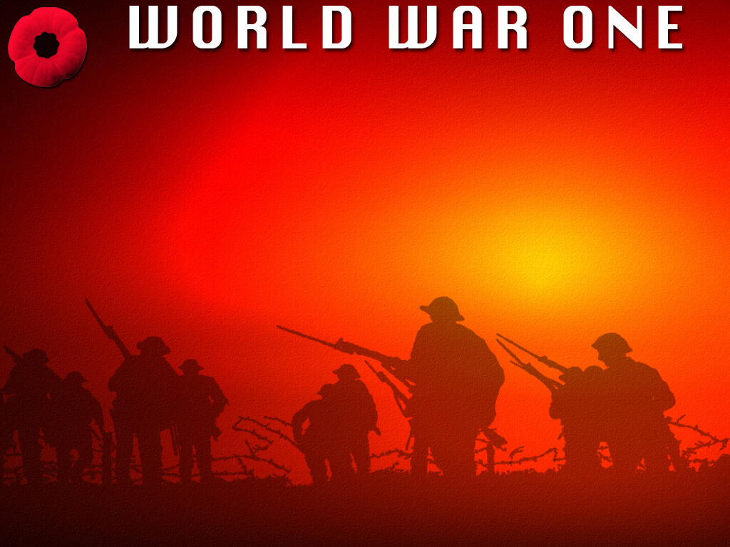 World War One Powerpoint Template | Adobe Education Exchange Within World War 2 Powerpoint Template